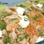 salmon potato dill cream cheese recipe
