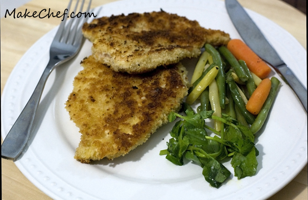 Panko Crust Chicken Breast