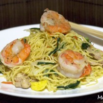 chow mien recipe