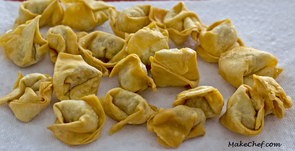 fried pork dumplings recipe