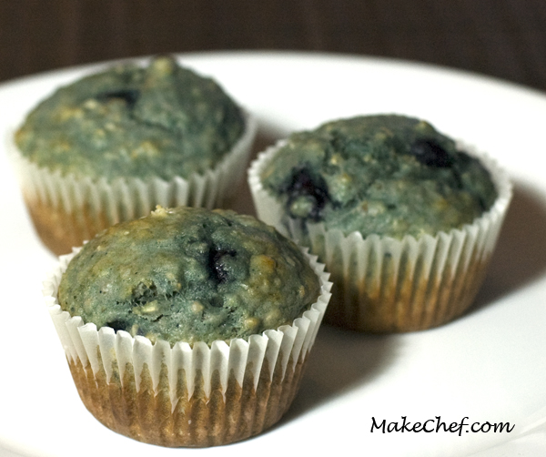 Muffin for Halloween recipe